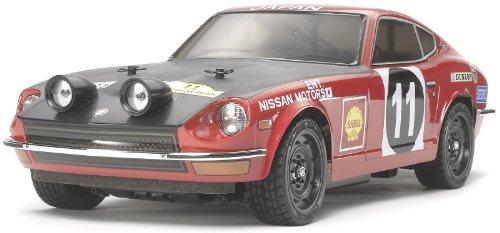 RCC フェアレディ 240Z ラリー仕様 (TT-01E) (1/10 電動RCカーシリーズ No.462) 58462