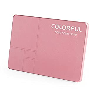 COLORFUL (カラフル) SL300 160G PINK Limited Edition (SSD/2.5インチ/160GB/SATA) SL300160GPINKL.E.
