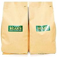 bearscoffee コーヒー豆モカ コーヒーモカイルガチェフ 400g  グレード1 (豆のまま)
