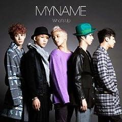 Hello&Goodbye (Japanese ver.)♪MYNAMEのCDジャケット