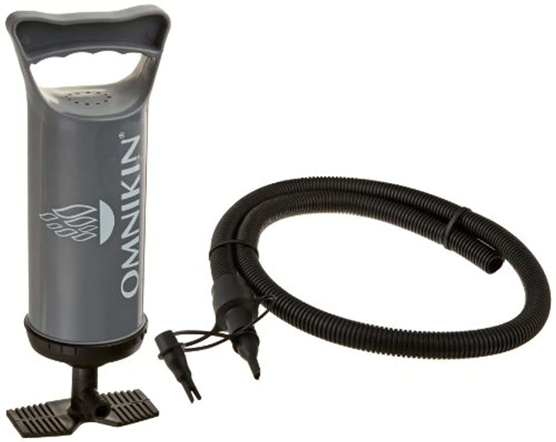 社会件名精算Omnikin 1284402 Manual Pump Inflator