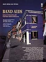 Band Aids Concert Band Favor