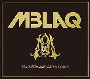 BLAQ MEMORIES-BEST in KOREA-(初回生産限定盤A)(DVD付)