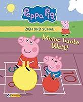 Peppa Pig: Zieh und Schau - Meine bunte Welt