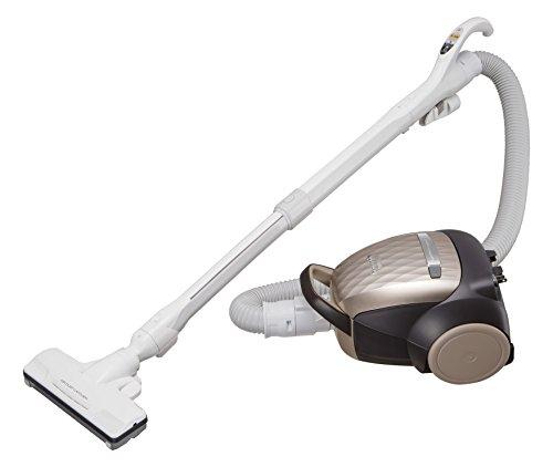 パナソニック 紙パック式掃除機 シャンパンゴールド MC-PK...