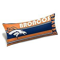 Northwest NFLデンバー・ブロンコスボディ枕