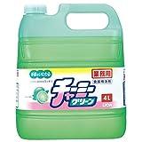 【業務用 大容量】チャーミーグリーン 食器野菜用洗剤 4L
