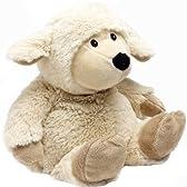 電子レンジで温める アロマ 快眠 ぬいぐるみ ( 羊 ) Woolly the Sheep by Cozy Plush ,Import