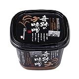 数量限定【まるみ麹本店】 木村式自然栽培 奇跡の味噌 750g