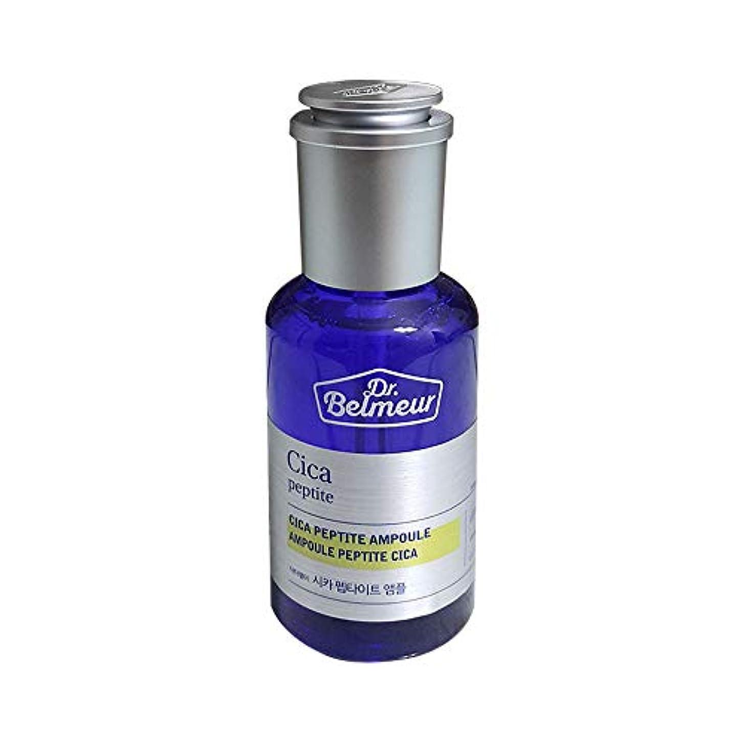 尊敬する解釈メタルライン[ザ・フェイスショップ]The Face Shopドクターベルメールシカペプタイトアンプル45ml Dr.Belmeur Cica Peptite Ampoule 45ml [海外直送品]