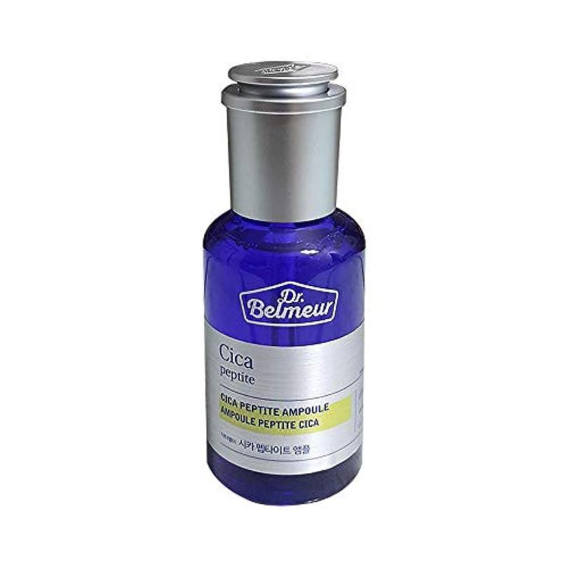後世伝導許可する[ザ?フェイスショップ]The Face Shopドクターベルメールシカペプタイトアンプル45ml Dr.Belmeur Cica Peptite Ampoule 45ml [海外直送品]