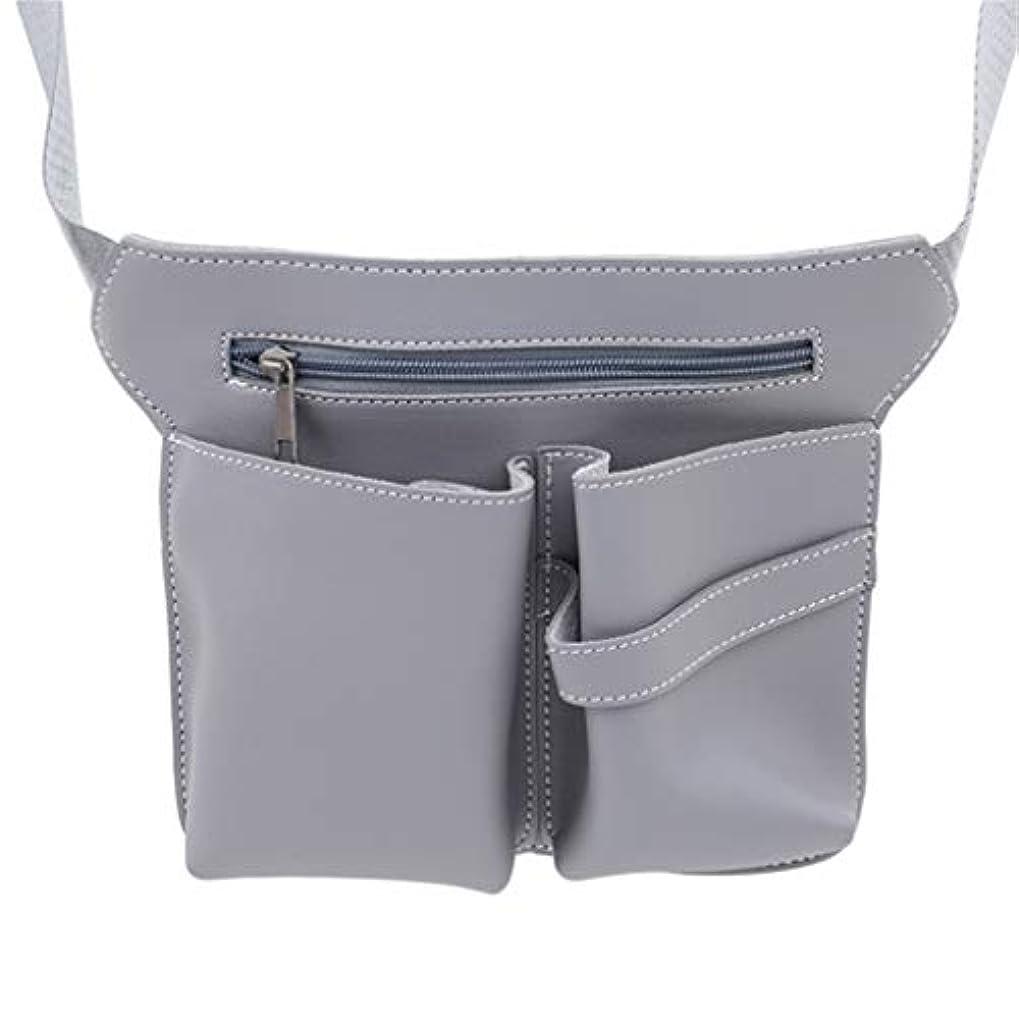 同一の話す基準MARUIKAO メイクブラシケース ウエストポーチ 収納バッグ はさみ オーガナイザー ホルダー 化粧ツール 便利グッズ ベルト 美容師 美容用品 保管ポケット