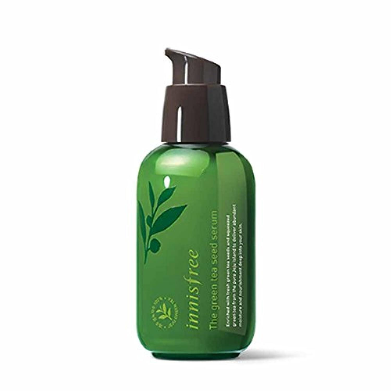 恥ずかしい梨共和国イニスフリーグリーンティーセーム80ml Innisfree The Green Tea Seed serum 80ml [海外直送品][並行輸入品]