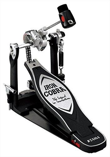 TAMA タマ IRON COBRA アイアンコブラ パワーグライド シングル・ドラムペダル ハードケース付き HP900PN