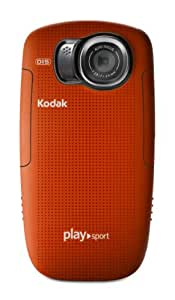 コダック 【並行輸入】Kodak Playsport Zx5 Video Camera 防水 ビデオカメラ