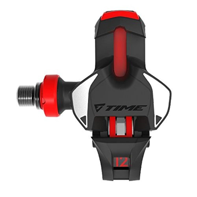 TIME(タイム) ビンディング ペダル 自転車 ロードバイク 軽量 XPRO 12 Titanium 重量:87g/片側 T2GR002
