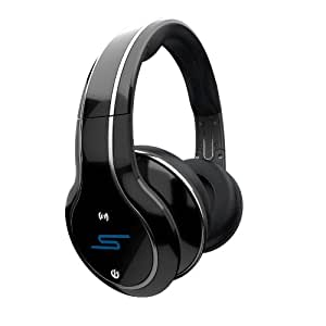 SMS Audio SYNC by 50 Cent Black ワイヤレス ヘッドホン 並行輸入品