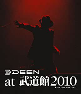 DEEN at 武道館 2010~LIVE JOY SPECIAL~(Blu-ray Disc)