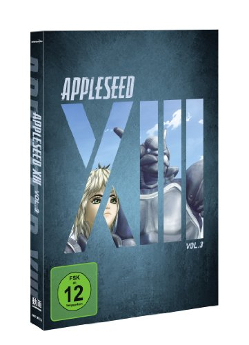 Appleseed XIII-Vol.3 [Import allemand]