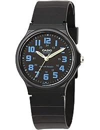 カシオ CASIO クオーツ メンズ 腕時計 MQ-71-2B ブラック/ブルー [並行輸入品]