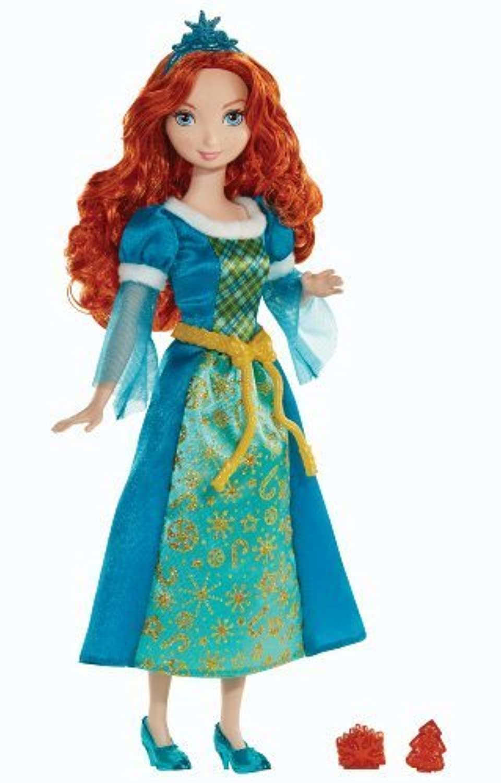 Disney Princess Seasonal Sweets Merida Doll