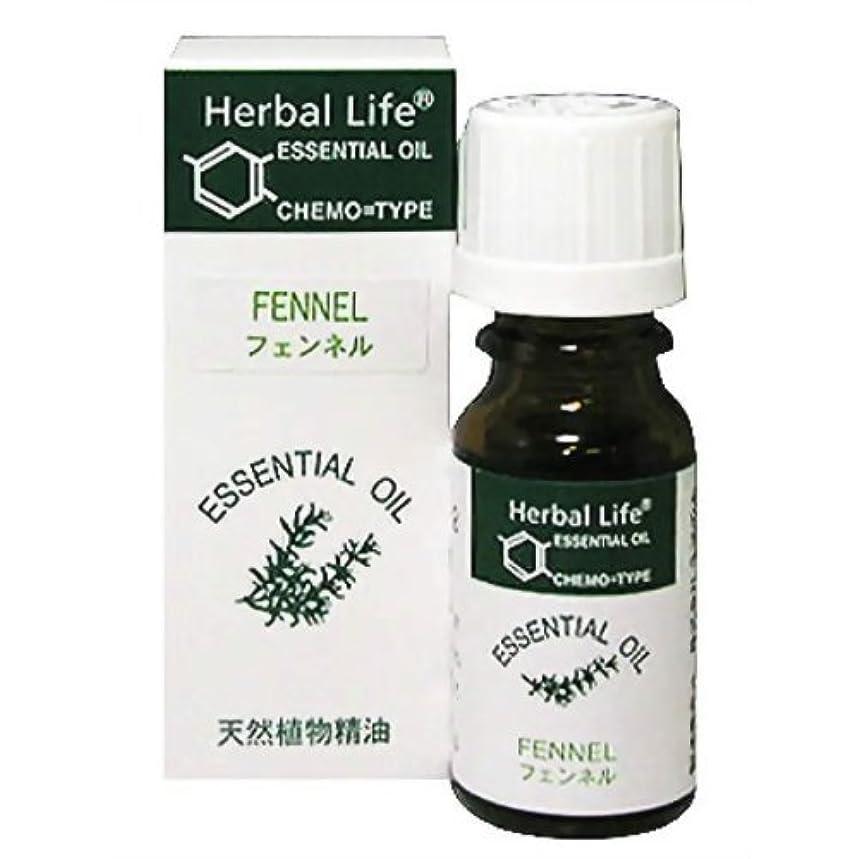 酸素気晴らし敵対的Herbal Life フェンネル 10ml