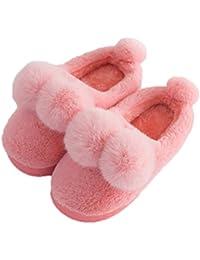 ルームシューズ キッズ ベビー 子供 あったか 冬用 スリッパ 厚め 可愛い もこもこ 滑り止め付き 防寒対策 室内履き靴 暖かい 洗える おしゃれ 柔らかい 軽量