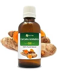Curcuma Aromatica Oil (Curcuma aromatica salisb) 100% Natural Pure Undiluted Uncut Essential Oil 50ml