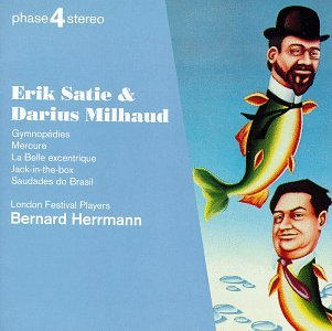 Satie/Milhaud;Gymnopedies