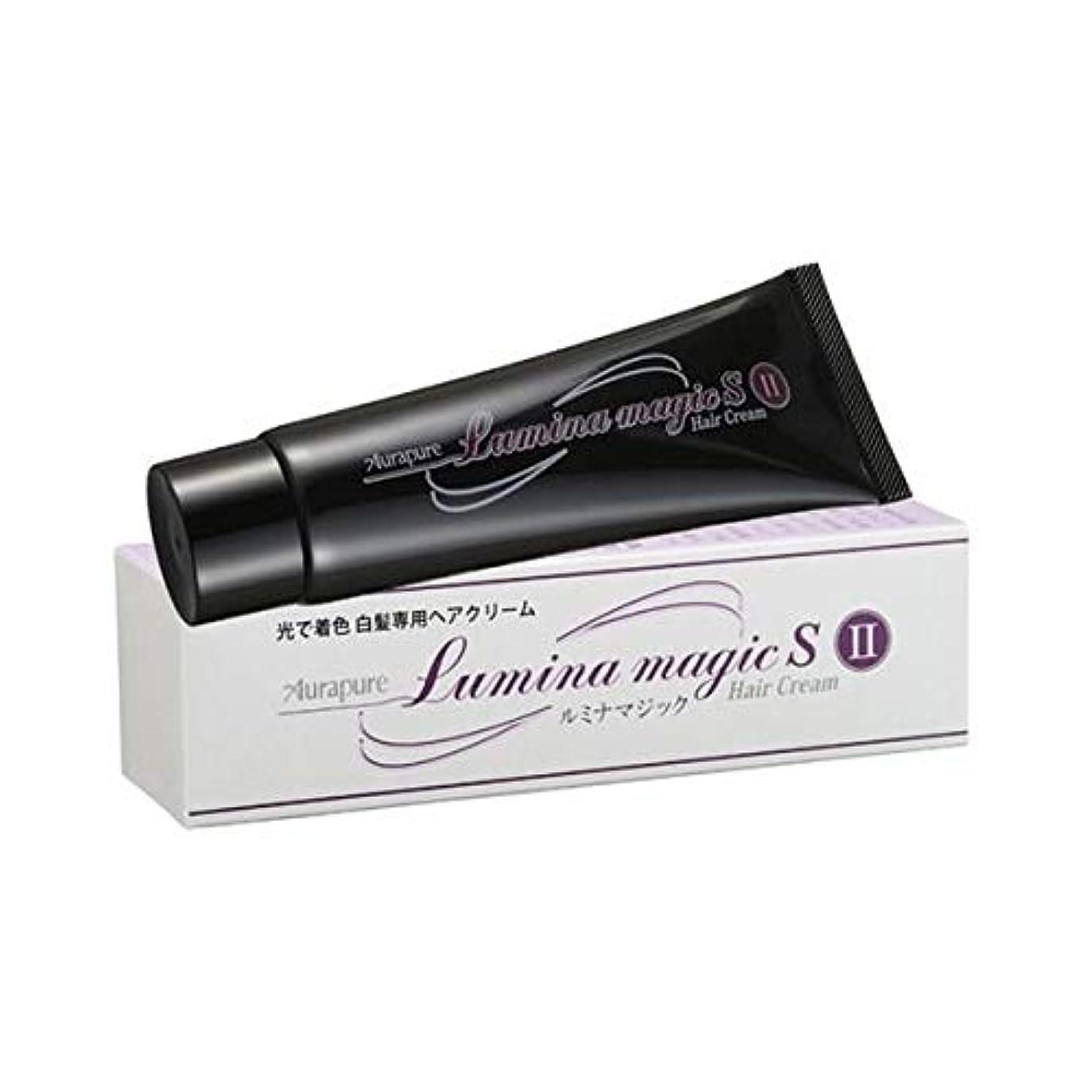 ハングリングレットパケット【3個セット】 光で染まる白髪染め ルミナマジック SII 75g