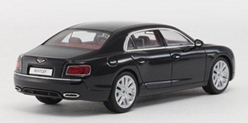京商オリジナル 1/43 ベントレー フライングスパー W12 (Onyx) ブラック