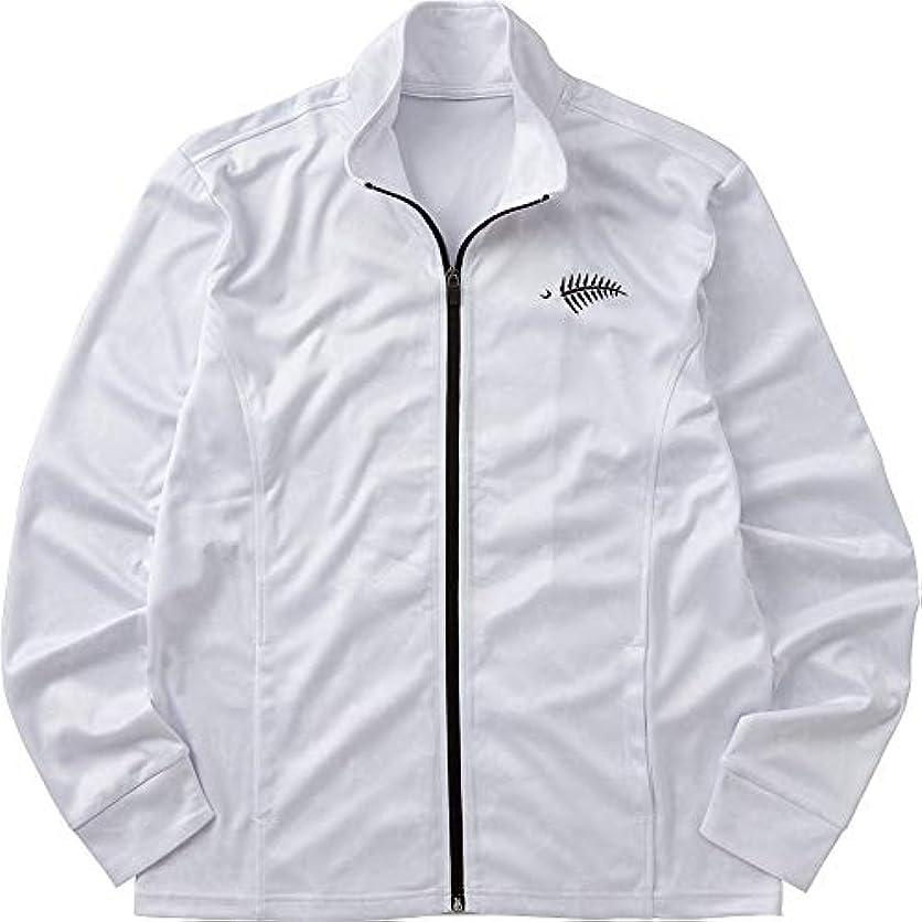 再生的限界シリンダーフリーノット(FREE KNOT) UVカット サンシェード UVメッシュジャケット L アイスグレー Y1536-L-13 アイスグレー L
