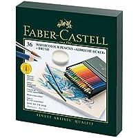 ファーバーカステル アルブレヒト デューラー水彩色鉛筆 36色セット スタジオボックス 117538 [日本正規品]