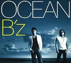 B'z「OCEAN」のジャケット画像