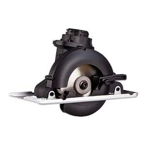 ブラックアンドデッカー(BLACK+DECKER) マルチエボヘッドアタッチメント 丸ノコ 18V用 ECH183
