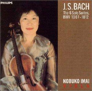 バッハ:無伴奏チェロ組曲(全6曲)の詳細を見る