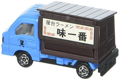 トミカ №035 スバル サンバー ラーメン屋 (箱)