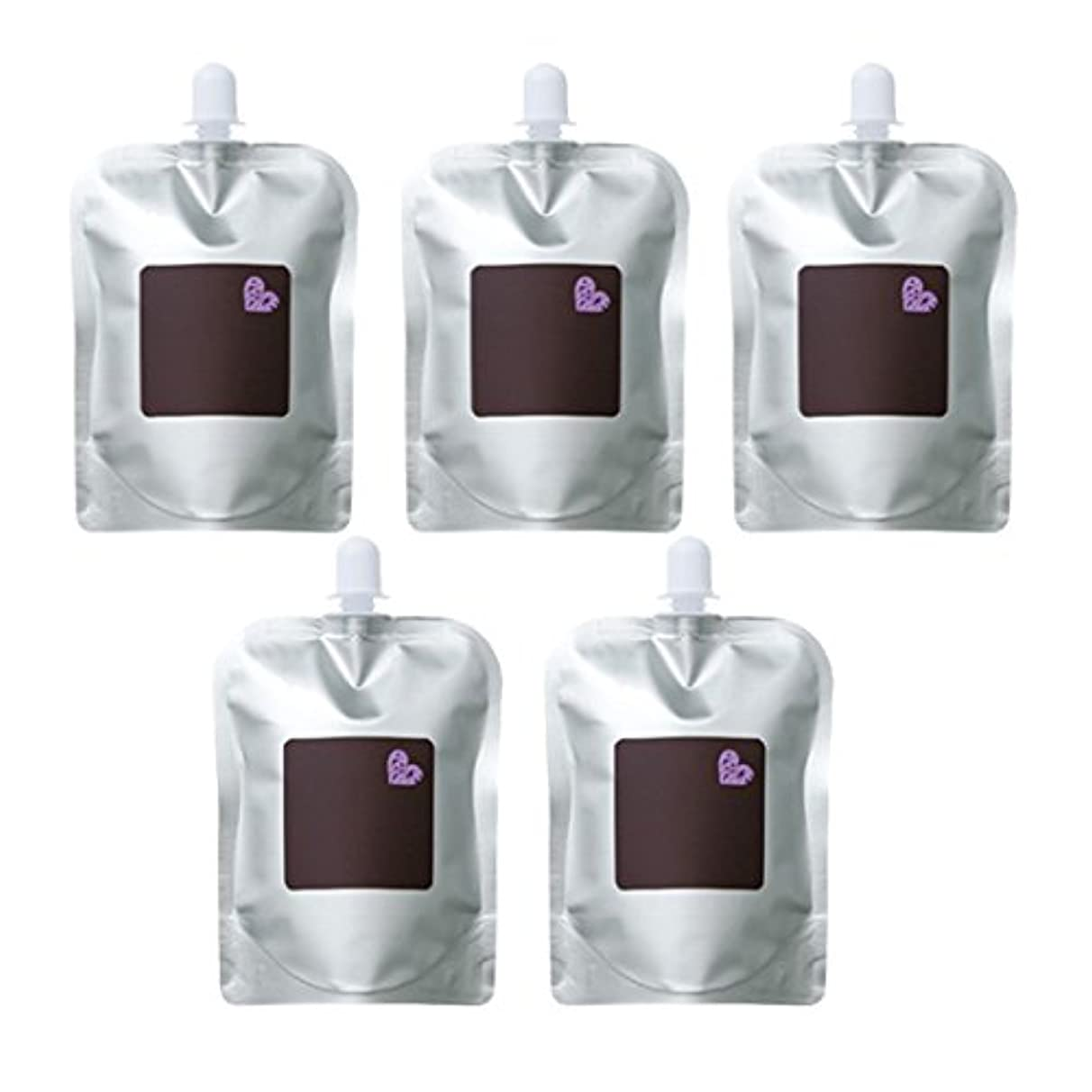 ポーチライナー例外【X5個セット】 アリミノ ピース バウンシーカール ホイップ 400g 詰替え用