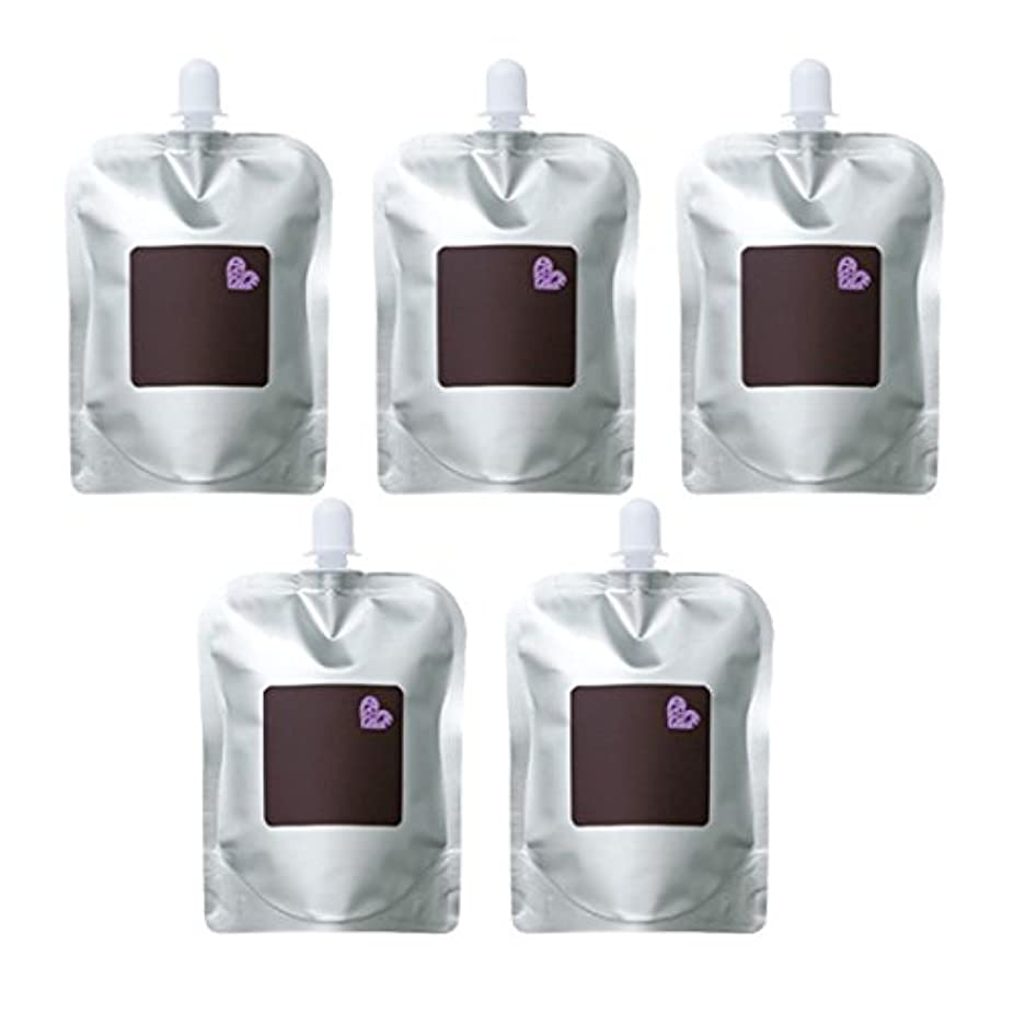 一般的な香ばしい一晩【X5個セット】 アリミノ ピース バウンシーカール ホイップ 400g 詰替え用