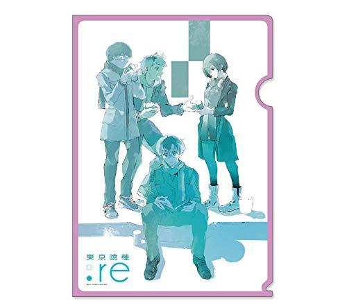 東京喰種 re クリアファイル