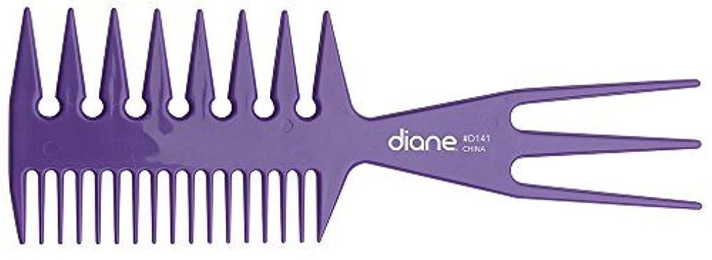 Diane Fish Comb, Assorted Colors [並行輸入品]
