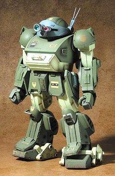 기갑 기병 보톰즈 1/18스코프 도그 with미크로 액션  기리코 ・큐 B DMZ-01- (2006-03-22)