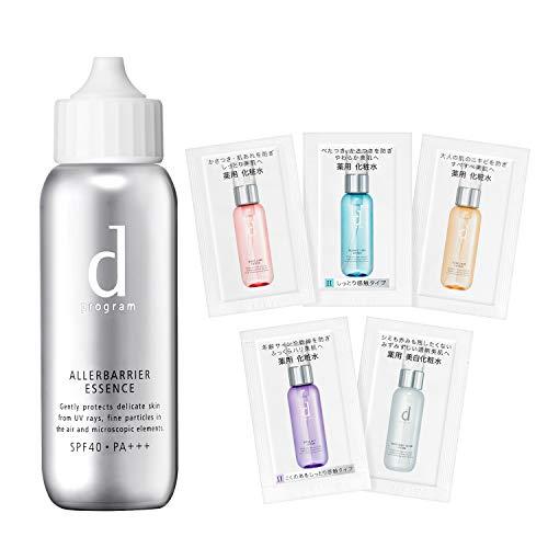 d プログラム d プログラム アレルバリア エッセンス 化粧水体感セットの画像
