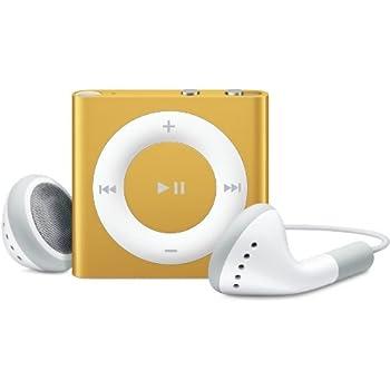 Apple iPod shuffle 2GB オレンジ MC749J/A