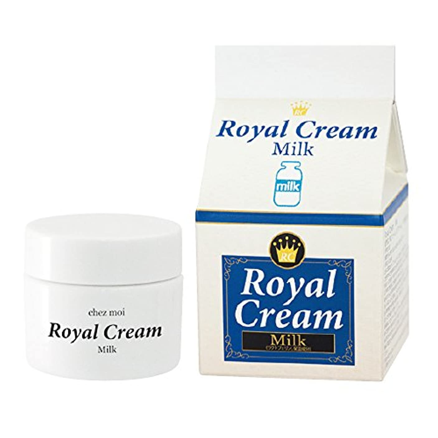 部分的私達ラッシュシェモア Royal Cream(ロイヤルクリーム) Milk(ミルク) 30g