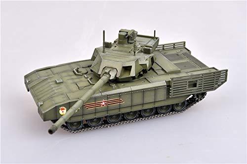 モデルコレク 1/72 ロシア 主力戦車 T-14 アルマータ 戦勝パレード 塗装済み完成品