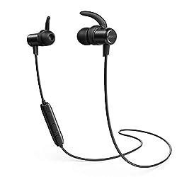 Anker SoundBuds Slim Bluetoothイヤホン(カナル型)【マグネット機能   防水規格IPX4  内蔵マイク搭載】 iPhone、Android各種対応 A3235011