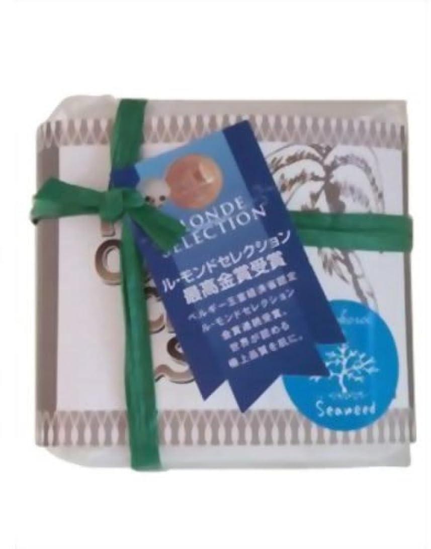 不運希望に満ちたカフェテリアモコソイ ソープ 紙巻きタイプ 海藻アロエ