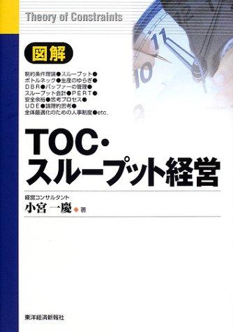 図解 TOC・スループット経営