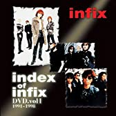 index of infix vol.1 1991~1998 [DVD]